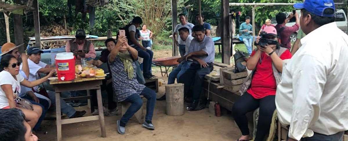 Organizaciones Indígenas intercambiaron experiencias en Guarayos con miras al Encuentro Nacional de Pequeños Productores