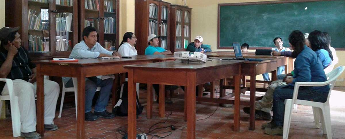 La UMSA y CIPCA coordinan investigaciones sobre la calidad del cacao y del agua en municipios de la Amazonía Sur