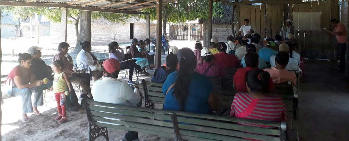 Asentamientos campesinos en territorios indígenas preocupa a la nueva Subcentral de Mujeres del Territorio Indígena Mojeño Ignaciano