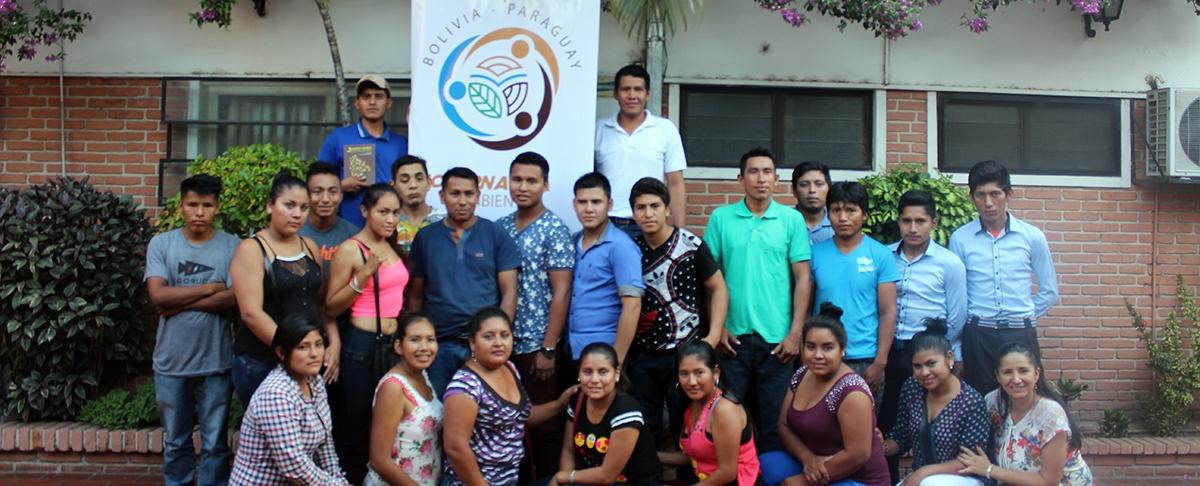 Encuentro de jóvenes rurales de la provincia Guarayos y del municipio de San Ignacio de Velasco