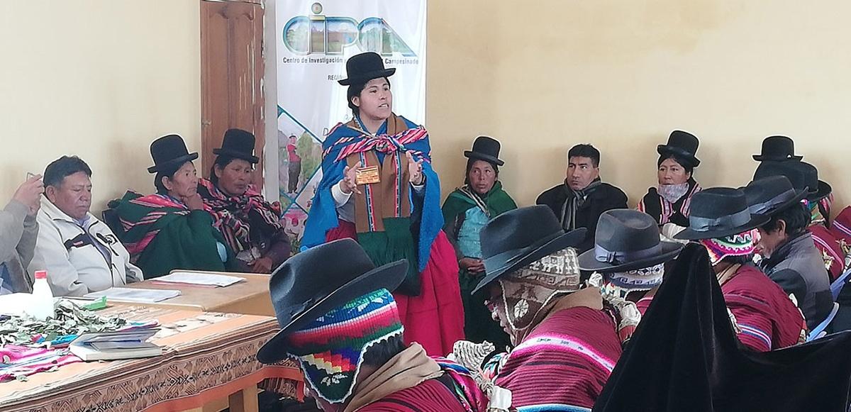 Suyu Ingavi de Markas, Ayllus y Comunidades Originarias inauguró Escuela de Formación de Líderes