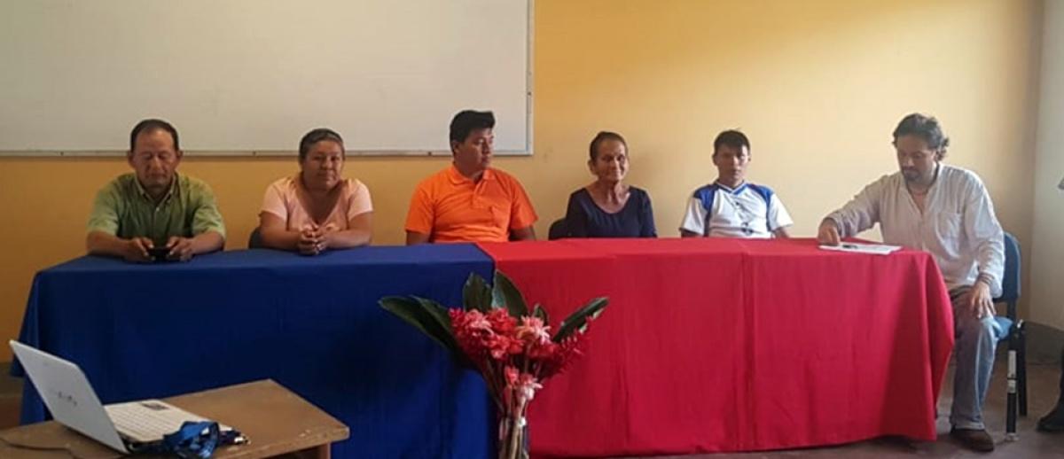 Pueblos Indígenas de la Amazonía paceña junto a la UMSA-DINA y CIPCA  hicieron mapeo de conflictos ambientales en la Amazonía boliviana