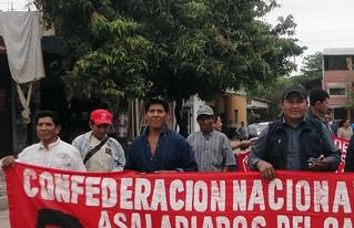 Trabajadores Asalariados del Campo de Bolivia  eligió nuevo Comité Ejecutivo