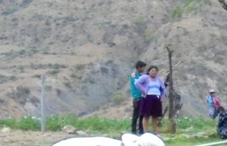 4to. Concurso de riego y festival del agua en Anzaldo visibiliza el aporte de mujeres en los sistemas productivos