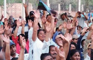 Concluyó el proceso eleccionario de las autoridades para el Gobierno de la Autonomía Guaraní Charagua Iyambae