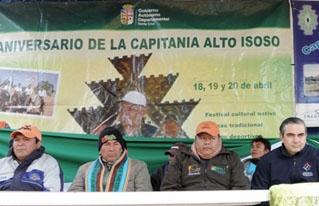 Alto Isoso y Charagua Estación eligieron sus autoridades al Gobierno Autónomo Guaraní de Charagua