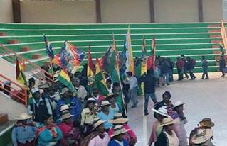 Central campesina mixta y de mujeres de Torotoro renueva su directiva