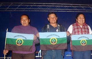 La zona Parapitiguasu eligió a sus autoridades para el Gobierno Guaraní Charagua Iyambae