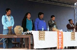 En la Zona Charagura Norte se inició el proceso eleccionario de las autoridades para el Gobierno de la Autonomía Guaraní Charagua Iyambae