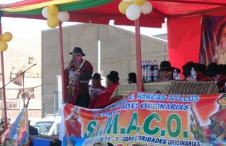 SIMACO resolvió dar ultimátum al gobierno nacional para que responda al pliego petitorio de la provincia Ingavi