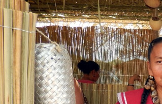 Se mostró producción y cultura en la VIII Feria de la tradición Baureña