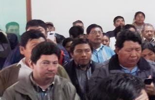 Autoridades titulares de la Autonomía Guaraní Charagua Iyambae convocan a elección de autoridades para el Gobierno Indígena