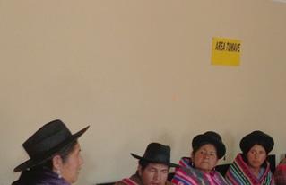 En Tomave reflexionan sobre  los derechos de los Pueblos Indígena Originario Campesinos