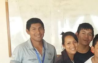 Jóvenes líderes de 17 comunidades indígenas y campesinas reactivan la red de jóvenes de la Amazonía Sur