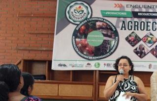 Productores, recolectores y transformadores buscan posesionar a la agroecología como un modo de producción saludable