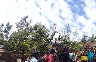 Productores de valles de Cochabamba y La Paz intercambiaron experiencias sobre producción agroecológica, transformación y comercialización