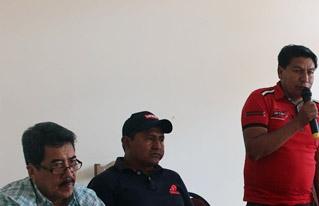 Zafreros y fabriles se reúnen en un primer encuentro a nivel nacional