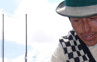 Feria de nutrición y seguridad alimentaria destaca la producción agroecológica del Altiplano
