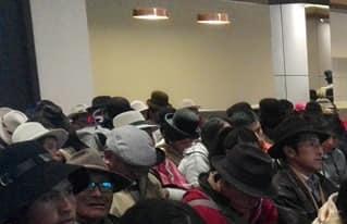 Jóvenes paceños conformarán un Comité departamental para promover sus derechos