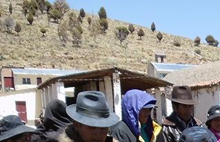 Intercambio de experiencias en producción agropecuaria fortalece capacidades de familias productoras del altiplano