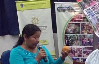 Beneficiarios de CIPCA intercambiaron experiencias sobre autonomías y sistemas agroforestales en  Encuentro de la UAGRM