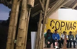 Organizaciones regionales de 34 pueblos indígenas inauguraron hoy la XVII GANPI en Santa Cruz