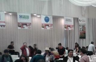 Productores de Cuenca Acasio participaron en la 9na Rueda de agronegocios y de innovaciones productivas sustentables
