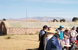Productores y dirigentes de altiplano y valles compartieron experiencias en transformación y comercialización de productos locales