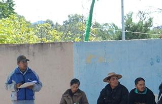 Capitanías Santa Rosa y Huacaya socializan el Estatuto de la Autonomía Guaraní Chaqueña de Huacaya