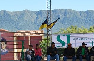 Capitanías de Macharetí y Huacaya socializan la autonomía indígena de cara al referéndum del 09 de julio de 2017