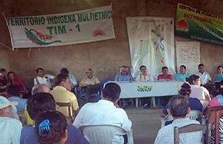 Territorios indígenas mojeños y movima definen posición frente a asentamientos ilegales y nueva administración del Fondo Indígena