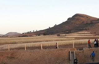 Mujeres y hombres productores de La Paz, Oruro y Cochabamba intercambiaron experiencias de producción agroecológica bajo riego