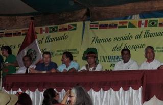 """Concluyó el VIII FOSPA con la """"Carta de Tarapoto"""" que insta a la conservación y preservación de la Panamazonía"""