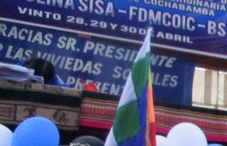 Federación de Bartolinas de Cochabamba pide priorizar inversión de proyectos productivos para riego