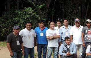 Productores y técnicos bolivianos se capacitan en manejo del cultivo del cacao en el Instituto de Cultivos Tropicales de Tarapoto en Perú
