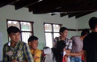 Jóvenes del TIM, TIMI y urbanos de San Ignacio de Mojos elaboran el plan municipal de juventud