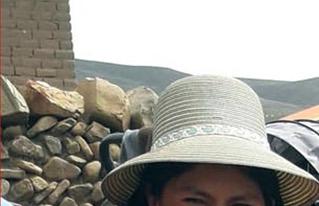 Familias del municipio de Colquencha se capacitan en alimentación saludable