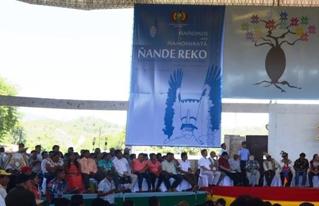 Charagua Iyambae marca el inicio de la era de las autonomías indígenas en Bolivia