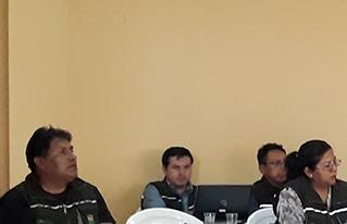 Organizaciones de la CIDOB aportan en la elaboración Plan Nacional de Desarrollo Productivo para Tierras Bajas