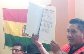 Gobierno Municipal de Calamarca promulgó la Ley de Gestión de Riesgos Agropecuarios para enfrentar los efectos del cambio climático