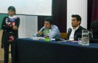 En Cochabamba CIPCA presentó investigaciones sobre riego y resiliencia socioecológica al cambio climático