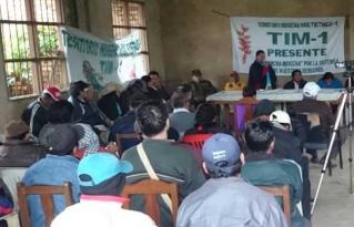 Territorio Indígena Multiétnico anuncia movilizaciones en defensa del bosque Tsimane