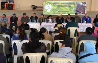 Organizaciones indígenas de Urubichá identifican que la burocracia estatal es un obstáculo para avanzar hacia la autonomía indígena