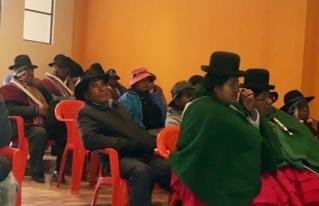 Mujeres y hombres de Taraco se forman como promotores en desarrollo rural sostenible