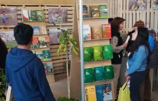 CIPCA ofrece investigaciones y diversas publicaciones sobre desarrollo rural en la 23ava Feria Internacional del Libro de La Paz