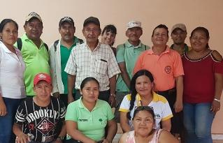 Líderes y lideresas de la Amazonía analizan y debaten sobre modelos de desarrollo rural