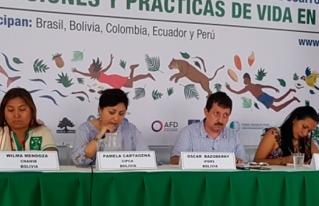 Foro internacional delinea agenda global para la defensa de la Amazonía