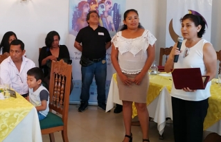 CIPCA  y Unitas reconen como defensora de derechos humanos a la Gran Cacique de Cabildos Indígenas de San Ignacio de Velasco