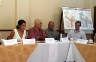 Viceministro para la cooperación y el desarrollo económico de Alemania dialogó sobre los conflictos socio ambientales en Bolivia