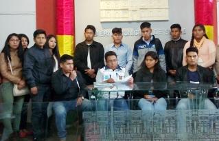 Jóvenes urbanos y rurales de diferentes departamentos del país analizan el avance de la normativa y políticas a su favor